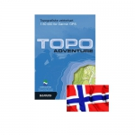 Карты для навигаторов Garmin Topo Adventure Norway